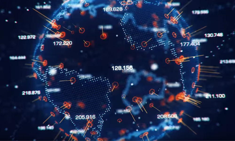 Earth hologram tutorial world map particles cinema 4d cg tuts earth hologram tutorial world map particles cinema 4d gumiabroncs Gallery