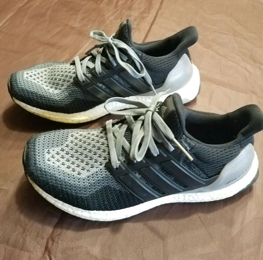 quality design 4911a 7deb2 adidas Ultra Boost W Sneaker Core Black Gray Size 8 AF5141 ...