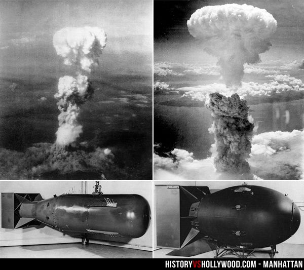 "manhattan project atomic bomb 2 a british-canadian atomic bomb programme was absorbed into the manhattan project the ""tube alloys"" project became part of the us programme in 1943."