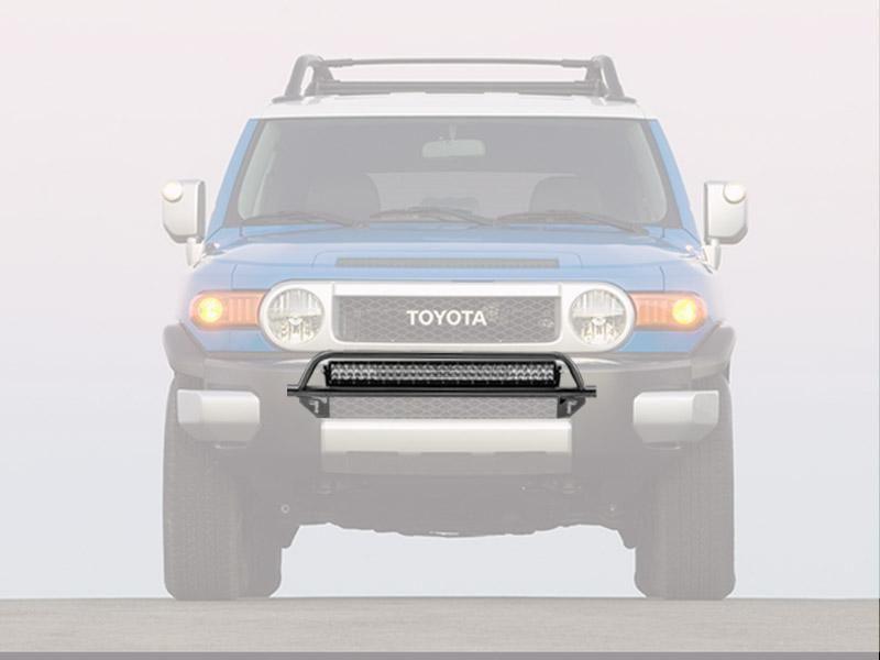 Pure Fj Cruiser Accessories N Fab 06 14 Toyota Fj Cruiser Off Road Light Bar For 30 Led Light T0630or 06 14 Toyot Fj Cruiser Toyota Fj Cruiser Bar Lighting