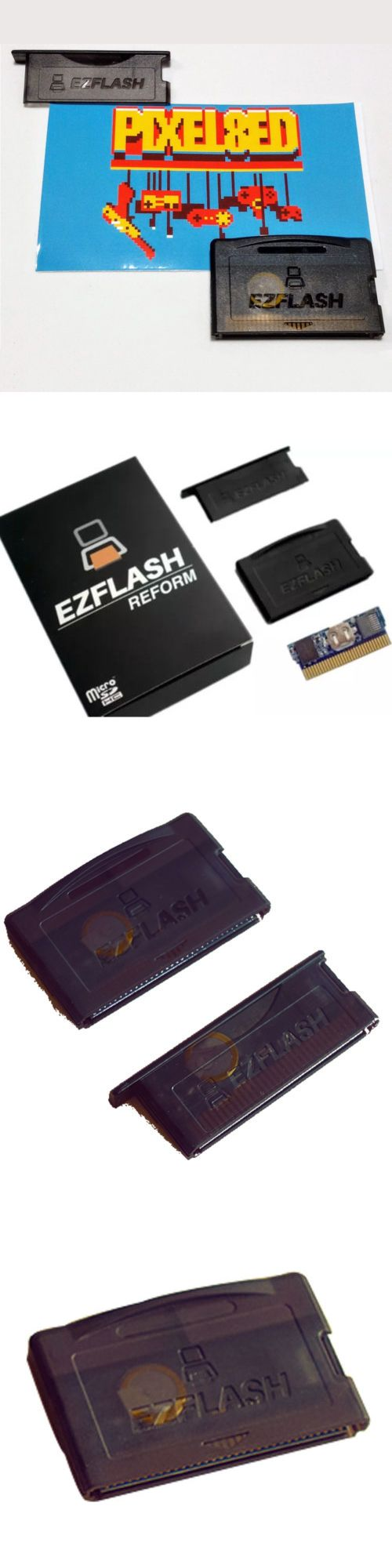 Other Video Game Accessories 49230: Ez Flash Omega - Gameboy