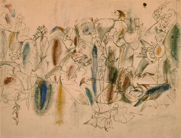 Arshile Gorky Comes To Los Angeles With Images Art Museum Of