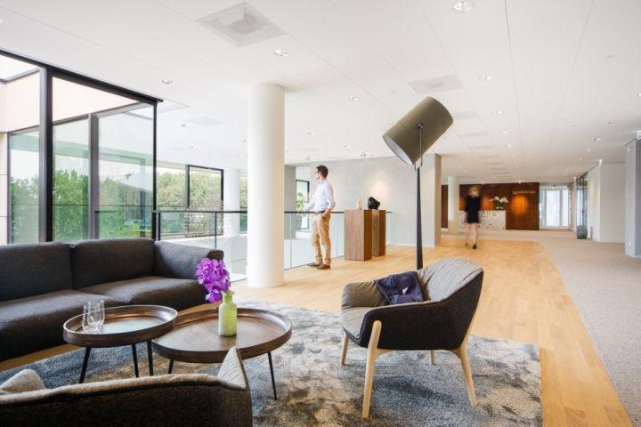Egon Zehnder Office By Fokkema Partners Amsterdam Netherlands Retail Design Blog