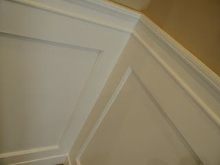 Photo of Forever Decorating!: Stairwell Wainscoting