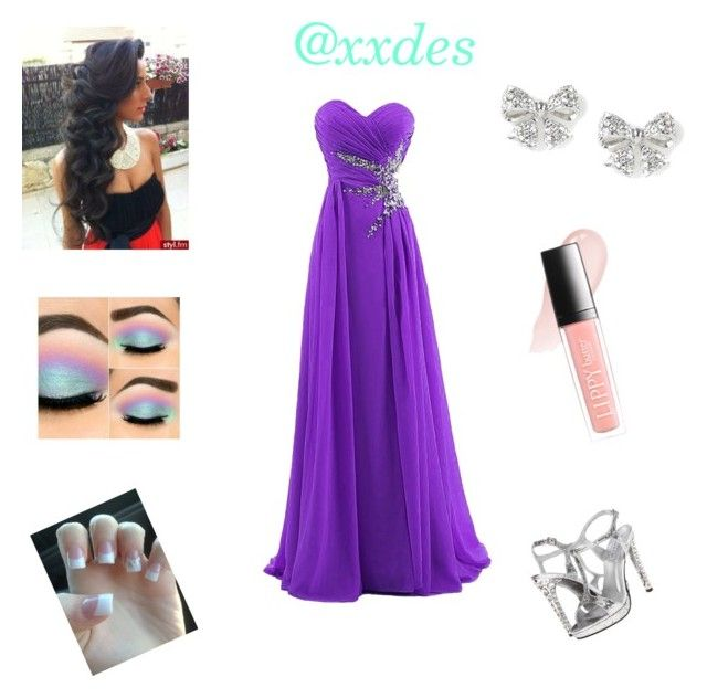 """""""Prom Attire or Nah?"""" by xxdes ❤ liked on Polyvore"""