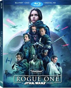 A Certain Point of View: Writing, Film and Stuff: Review: 'Rogue One: A Star Wars Story' Blu-ray/DVD...