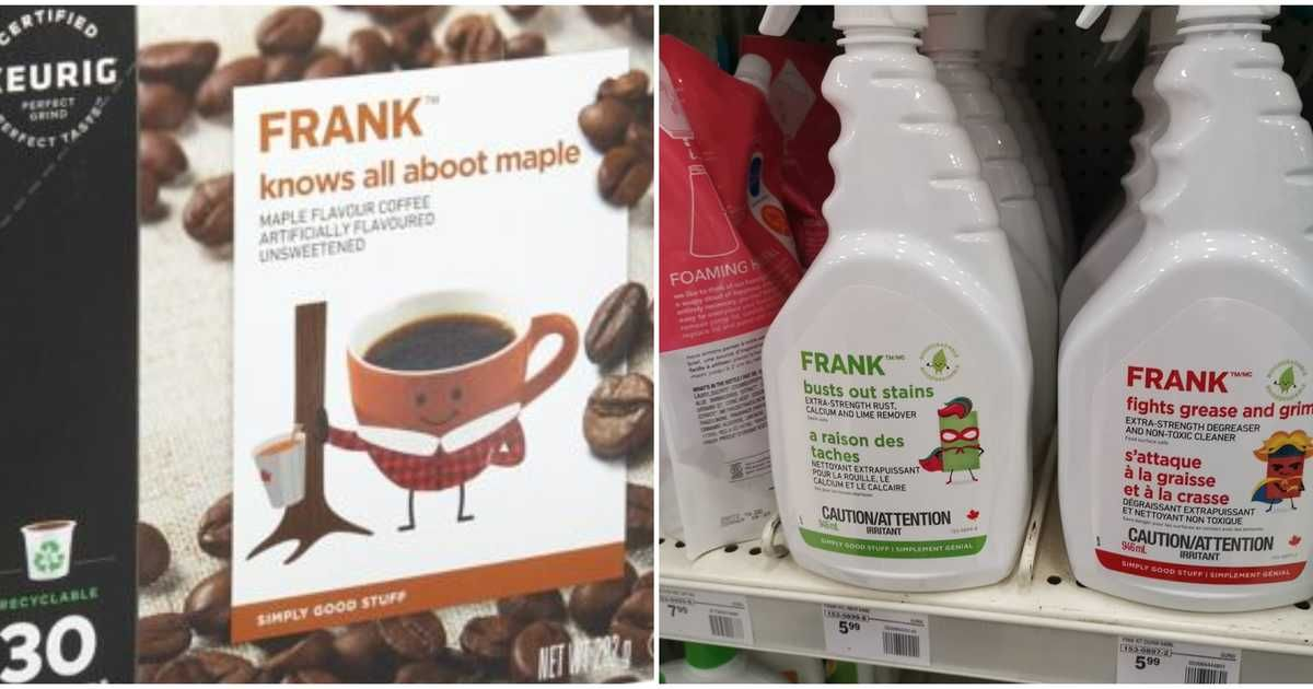 Canadian Tire Has Big Plans For Their Sassy New Frank After It Blew Up On Tiktok Canadian Tire Grocery Shop Blow