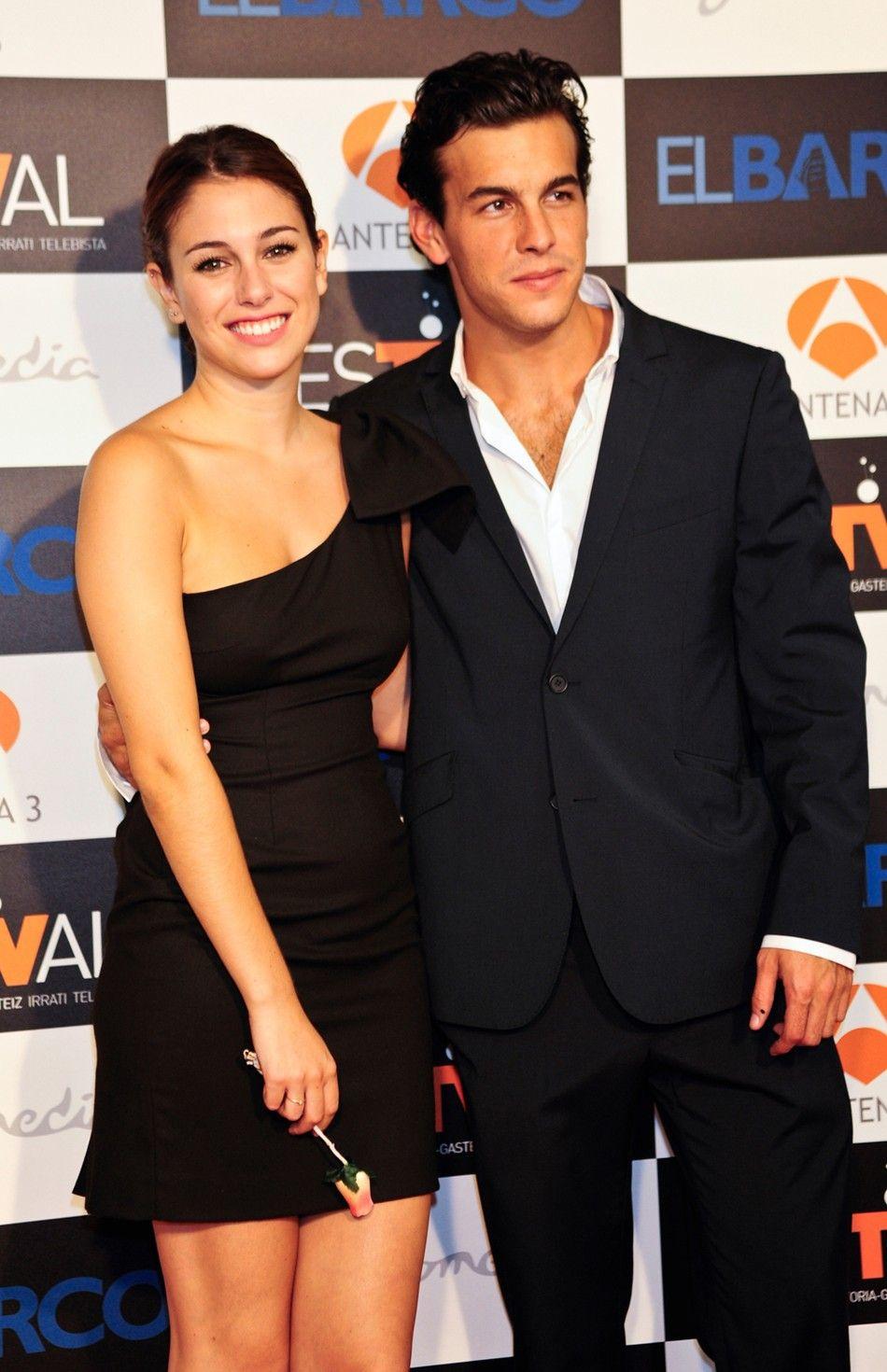 Blanca Suarez y Mario Casas Mario casas, El barco serie