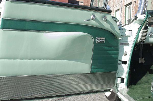 1956 Buick Roadmaster Convertible - Driver's side Door Panel - LeBaron Bonney Company: www.lebaronbonney.com (10)