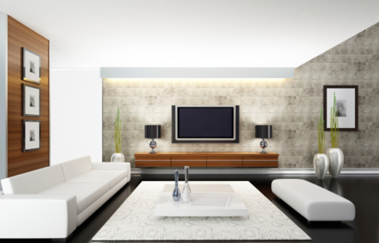 Wohnzimmer ohne Wohnwand – Ideen und Alternativen zur ...