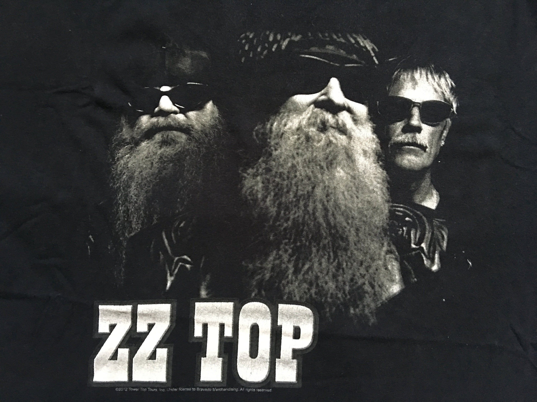 Zz Top Shirt Zz Top Zz Top Shirt Zz Top Concert
