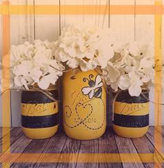 Figure Out When To Plant Your Seeds By The Month 8211 My Blog In 2020 Einmachen Einmachglas Bastelarbeiten Bienen Basteln