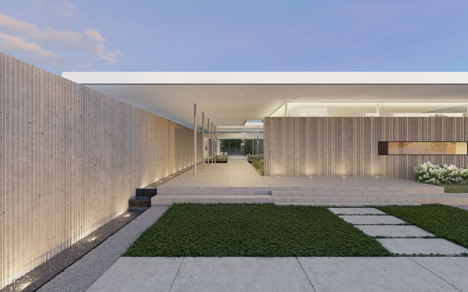 Preston Hollow by Specht Architects in 2020 Minimalist