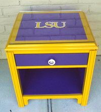 Gentil LSU Furniture