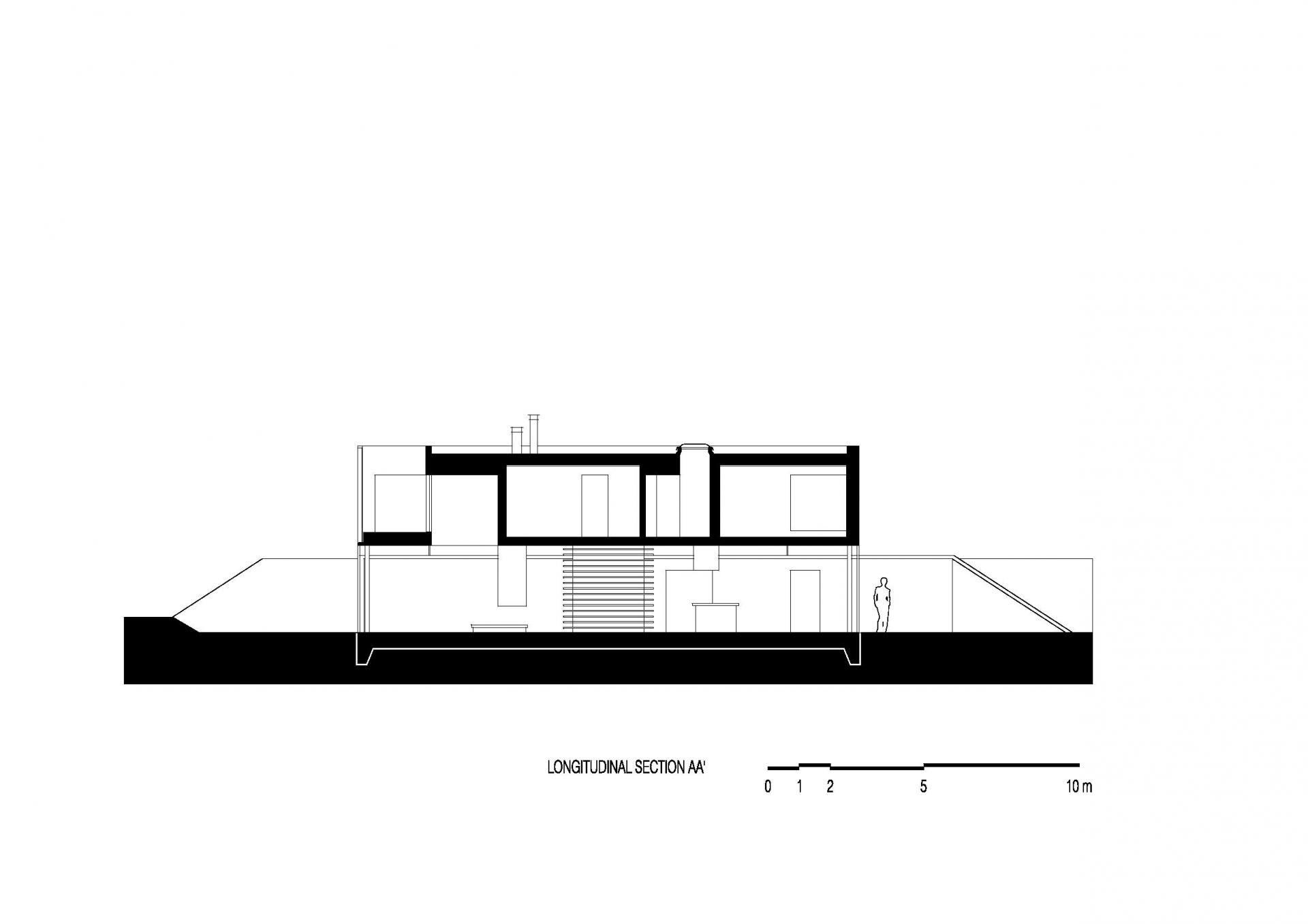 Rem koolhaas villa dall ava paris france 1991 atlas of - Gallery Of Ad Classics Villa Dall Ava Oma 15 Rem Koolhaas Architecture Drawings And Architecture