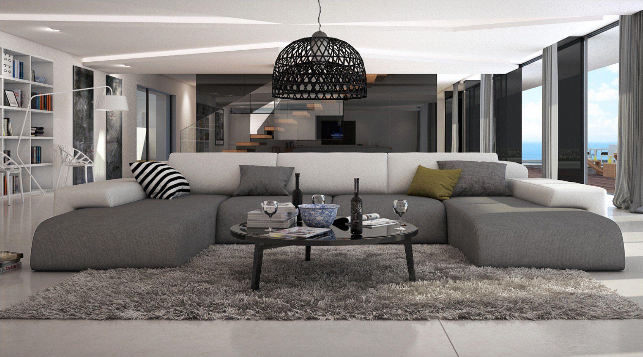 Designersofa Wilfort grau weiss Loft inspirations