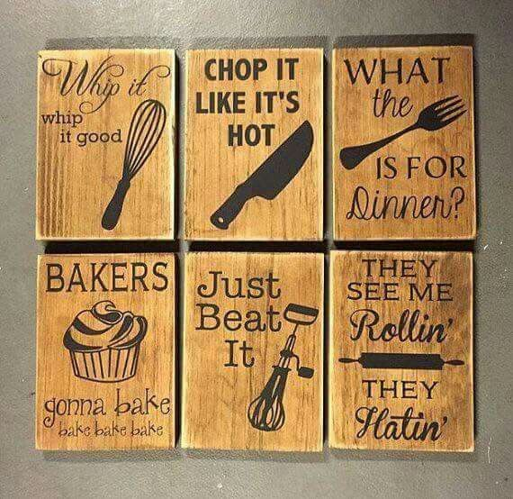 Lighted Kitchen Signs: Kitchen Funnies, Must Have!