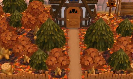 Autumn In Animal Crossing New Leaf Acnl Animal Crossing 3ds Animal Crossing New Leaf