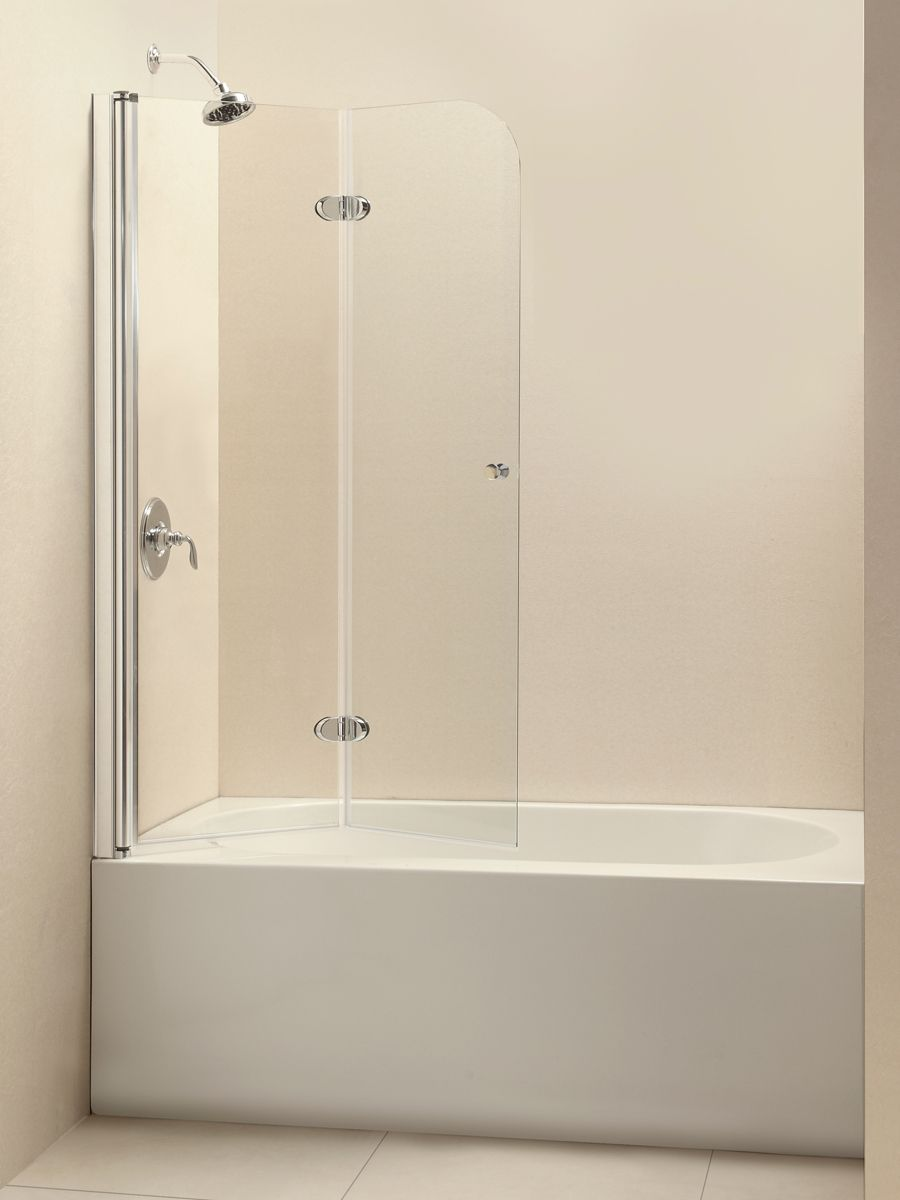 Bathroom tubs with glass doors - Bathtub Glass Shower Doors Click Below To See Larger Image