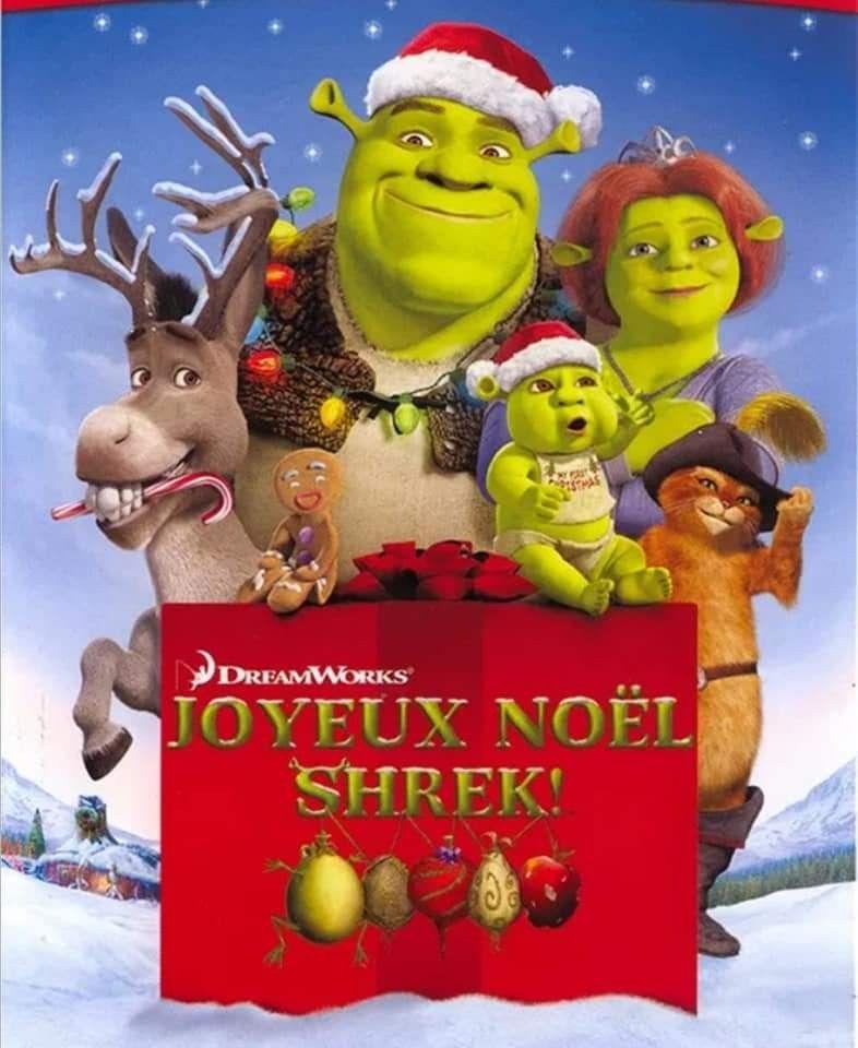 Pin De Celine Thefan En Film De Noel Shrek Peliculas Infantiles De Disney Navidad