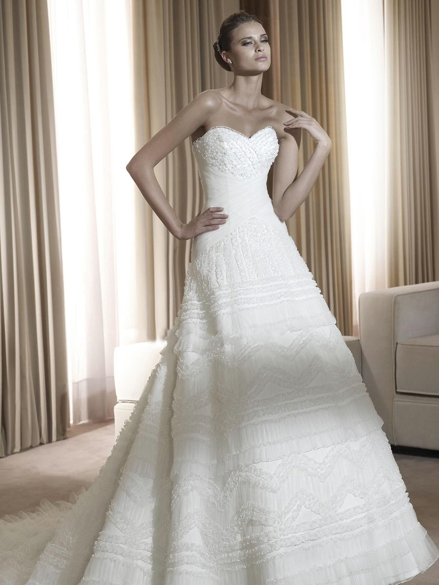 A line wedding dresses sweetheart neckline sweetheart neckline