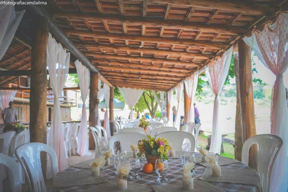 Mesas de entrada. Renan & Jeane. ♥ Sitio Vale Rancharia, Afonso Cláudio, ES.