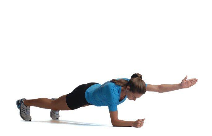 Ihr wollt einen flachen, straffen Bauch? Dann ist Core-Training DIE Lösung!