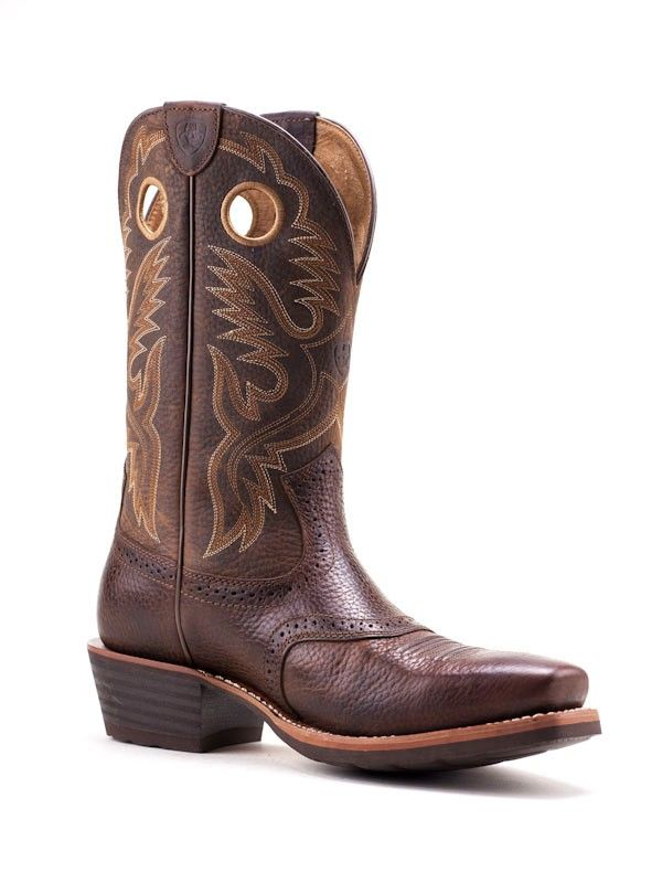 70b271ba152 Mens Ariat Heritage Roughstock | Ariat Men's Boots | Boots, Ariat ...