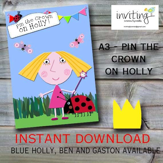 INSTANT DOWNLOAD Ben And Holly's Little Kingdom By