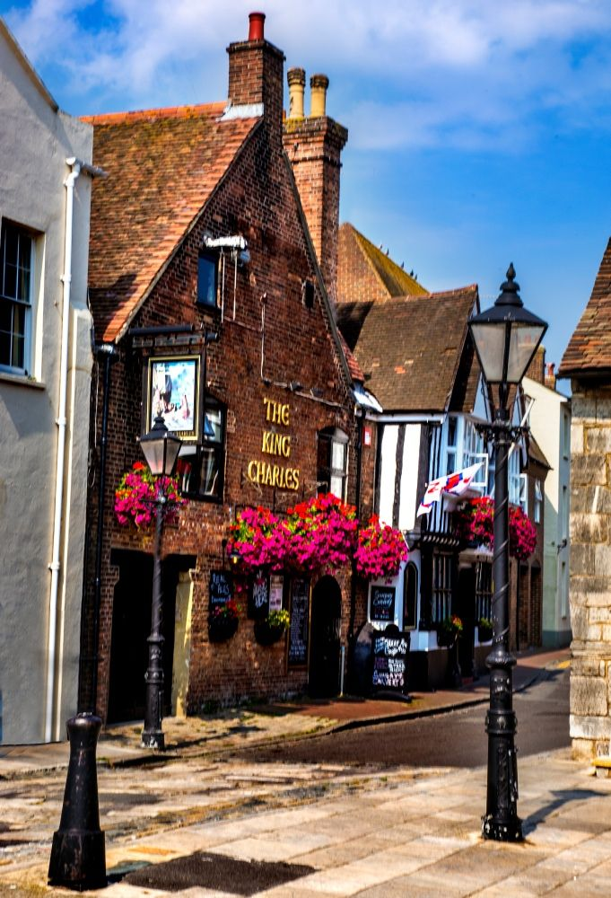 Poole in Dorset, England