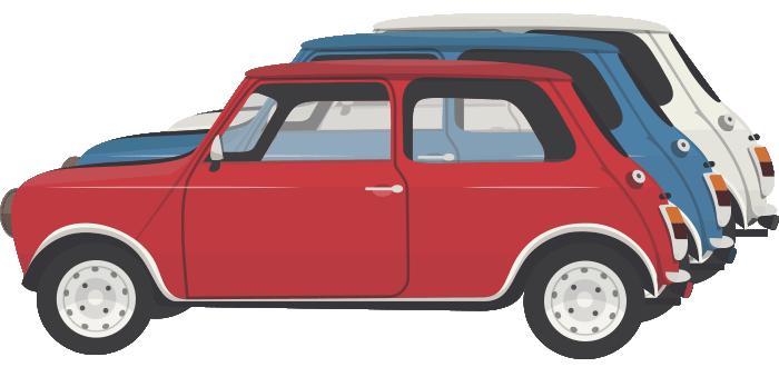 Italian Job Mini Cooper S Landing Pages Pinterest