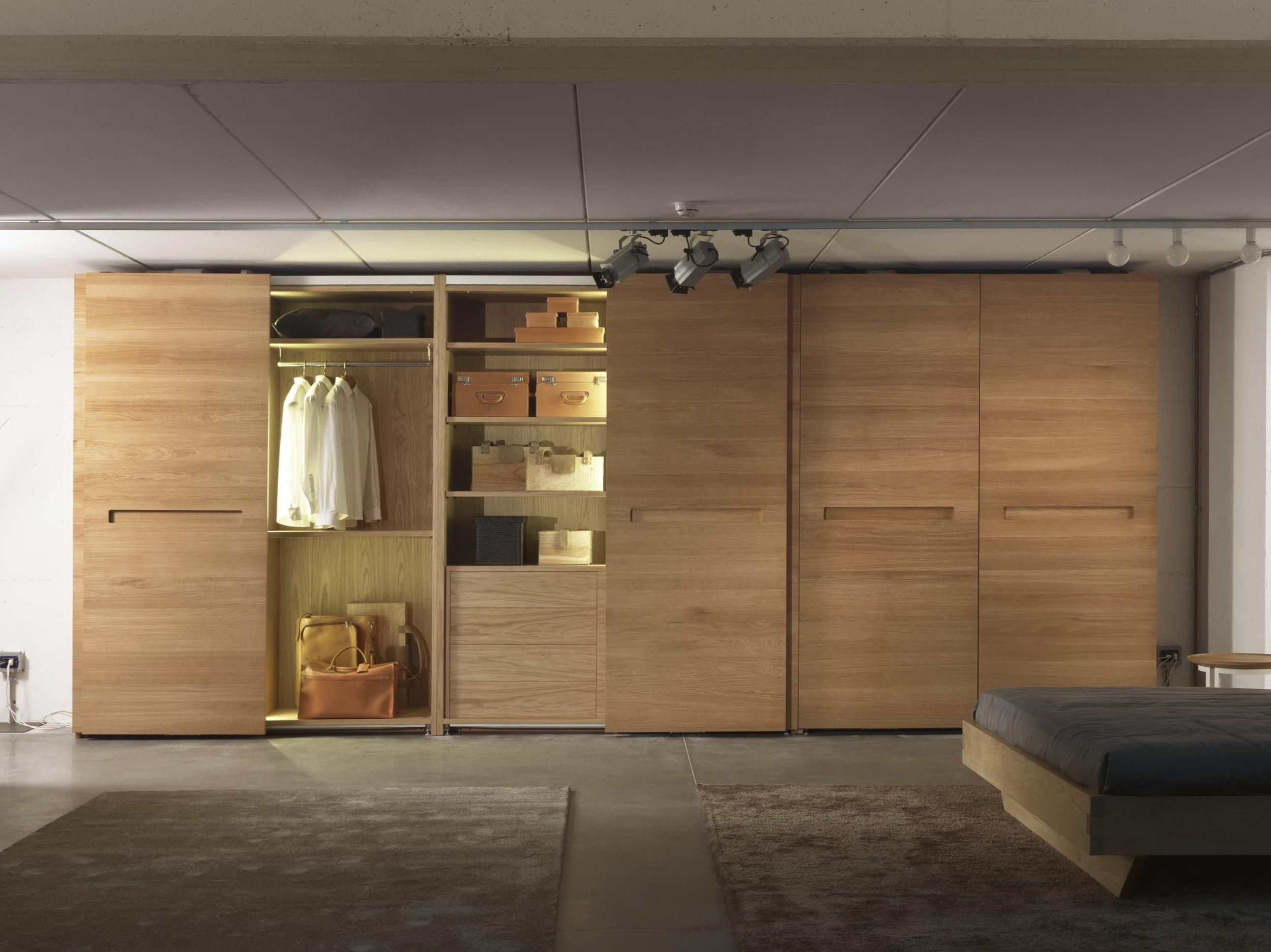 Image Result For Full Wall Closet Doors Home Ideas Modern