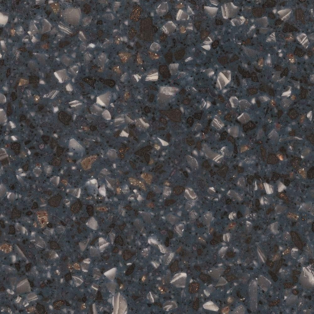 5eee49873bd Solid Surface Countertop Sample in Santorini-LG-VL21-HM at The Home Depot