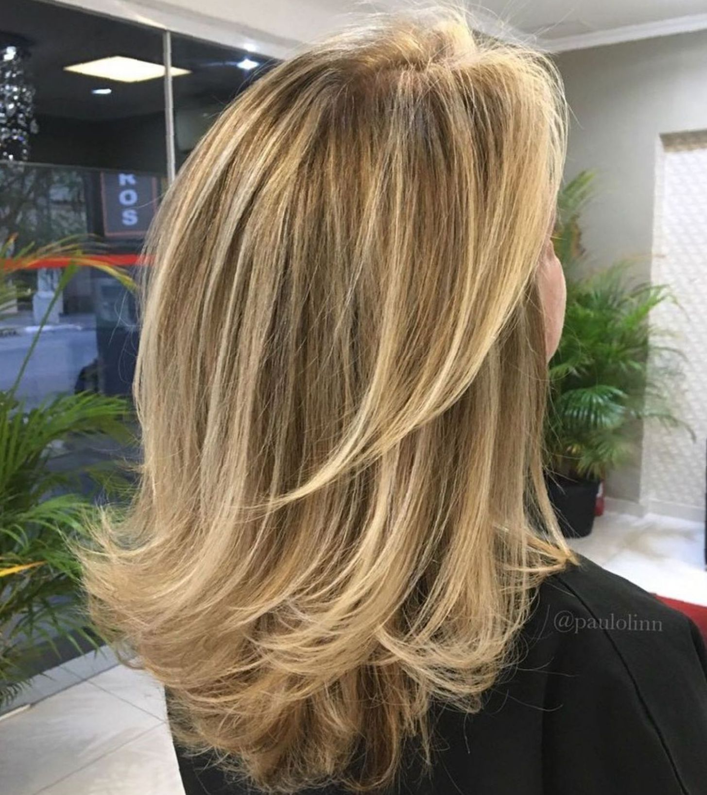 50+ Medium length hairstyles for fine hair over 60 ideas in 2021