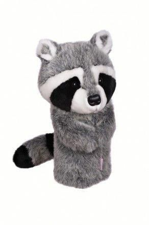 Raccoon Golf Head Cover #golfhumor