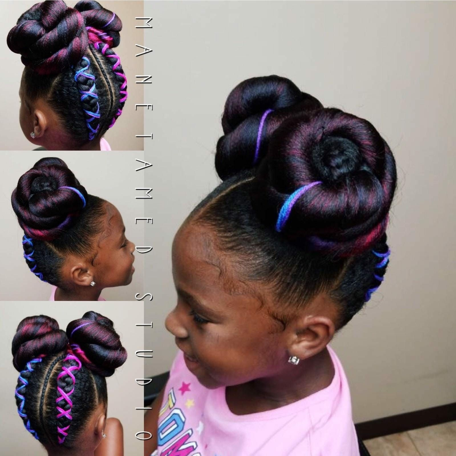 Like It Tracy Hair Styles Cute Little Girl Hairstyles Lil Girl Hairstyles