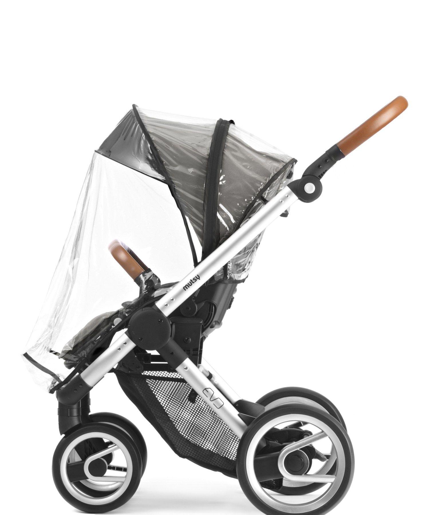 Mutsy Evo Seat Rain Cover Urban stroller, Baby prams