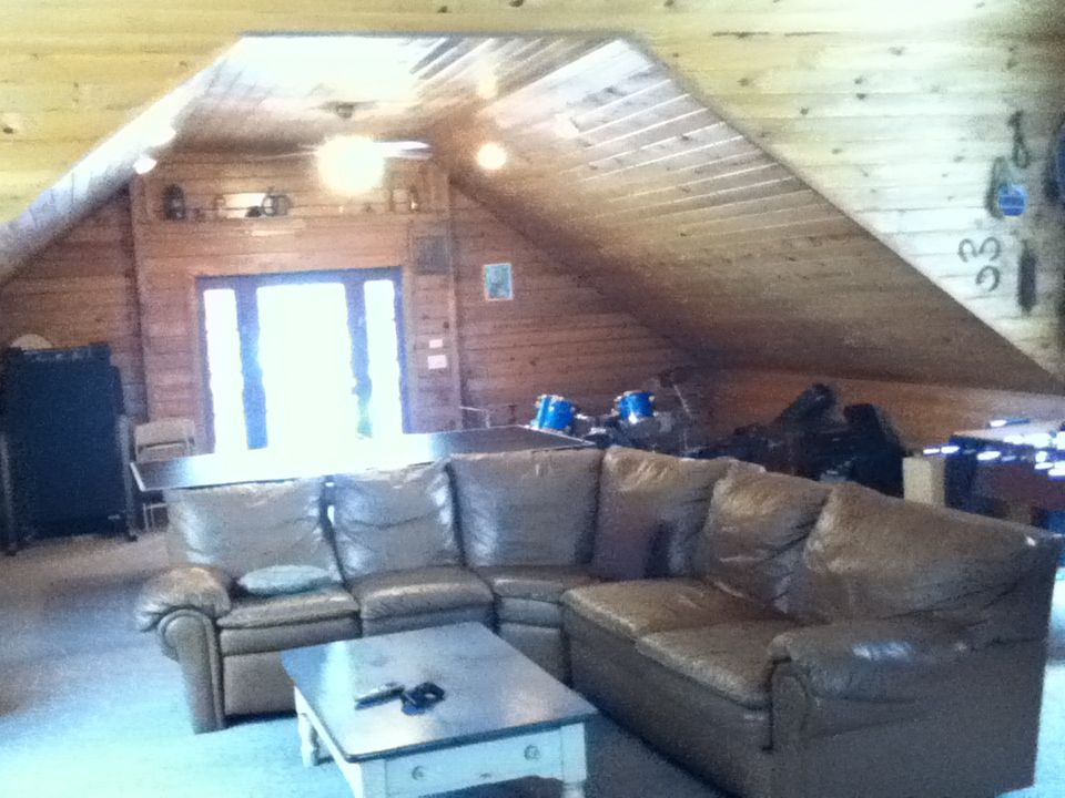 Man Cave Xbox : The perfect hangout man cave teenage room includes music