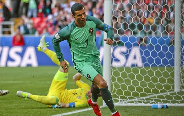 Resumen Copa Confederaciones Rusia vs Portugal InfoSportBet