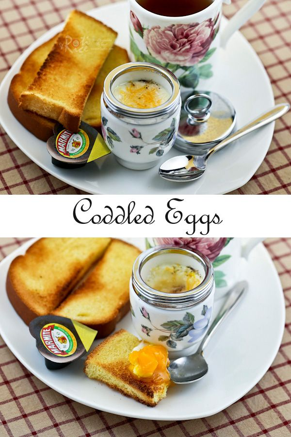 Coddled Eggs From Merry Olde England Recipe Coddled Eggs Recipes Coddled Eggs Egg Coddler