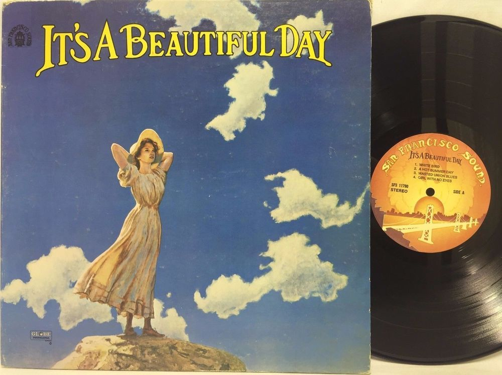 It S A Beautiful Day San Francisco Sound Label Sfs 1170 Lp Vinyl Record Vinyl Records Vinyl Beautiful Day