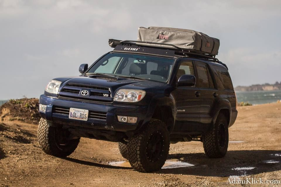 Adam's 2005 4Runner in 2020 4runner, Overlanding, Lol