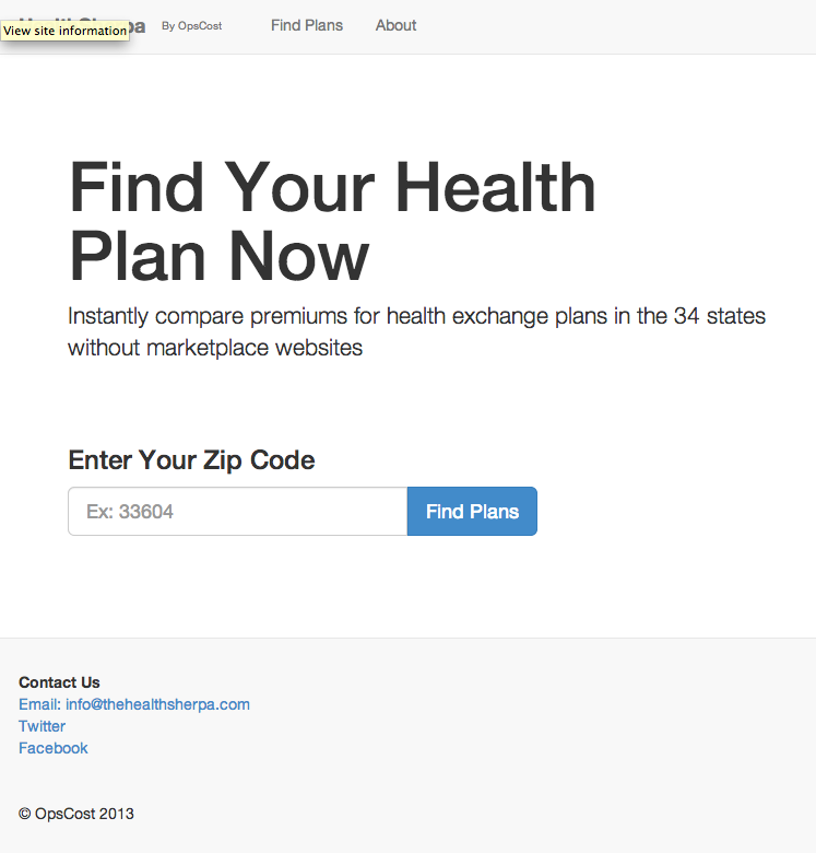 Find Compare And Buy Healthcare Gov And State Exchange Health