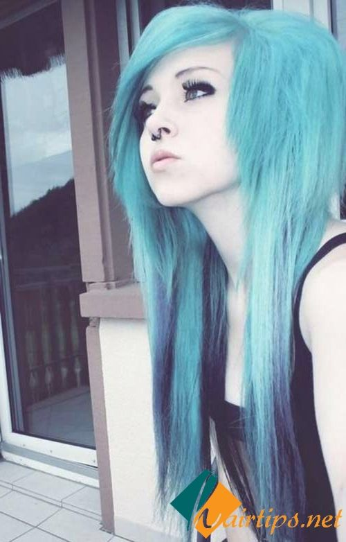 Emo Hairstyles Enhance Your Courage With Long Emo Hairstyles  Hair Haircuts And