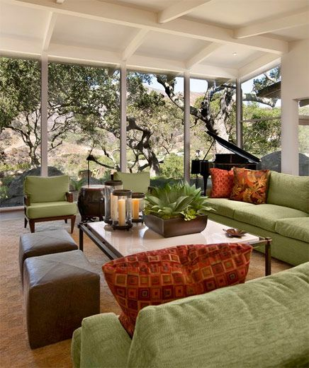 Ann James Interior Design | Santa Barbara Modern Residence