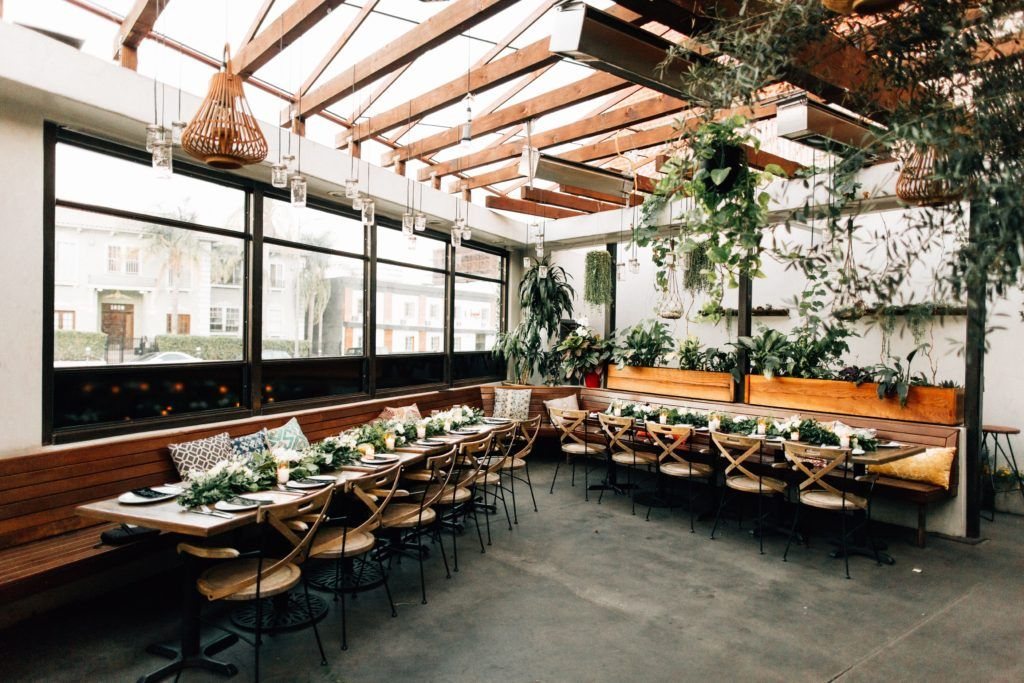 Weddings At Madera Kitchen Los Angeles Wedding Venue Be Married