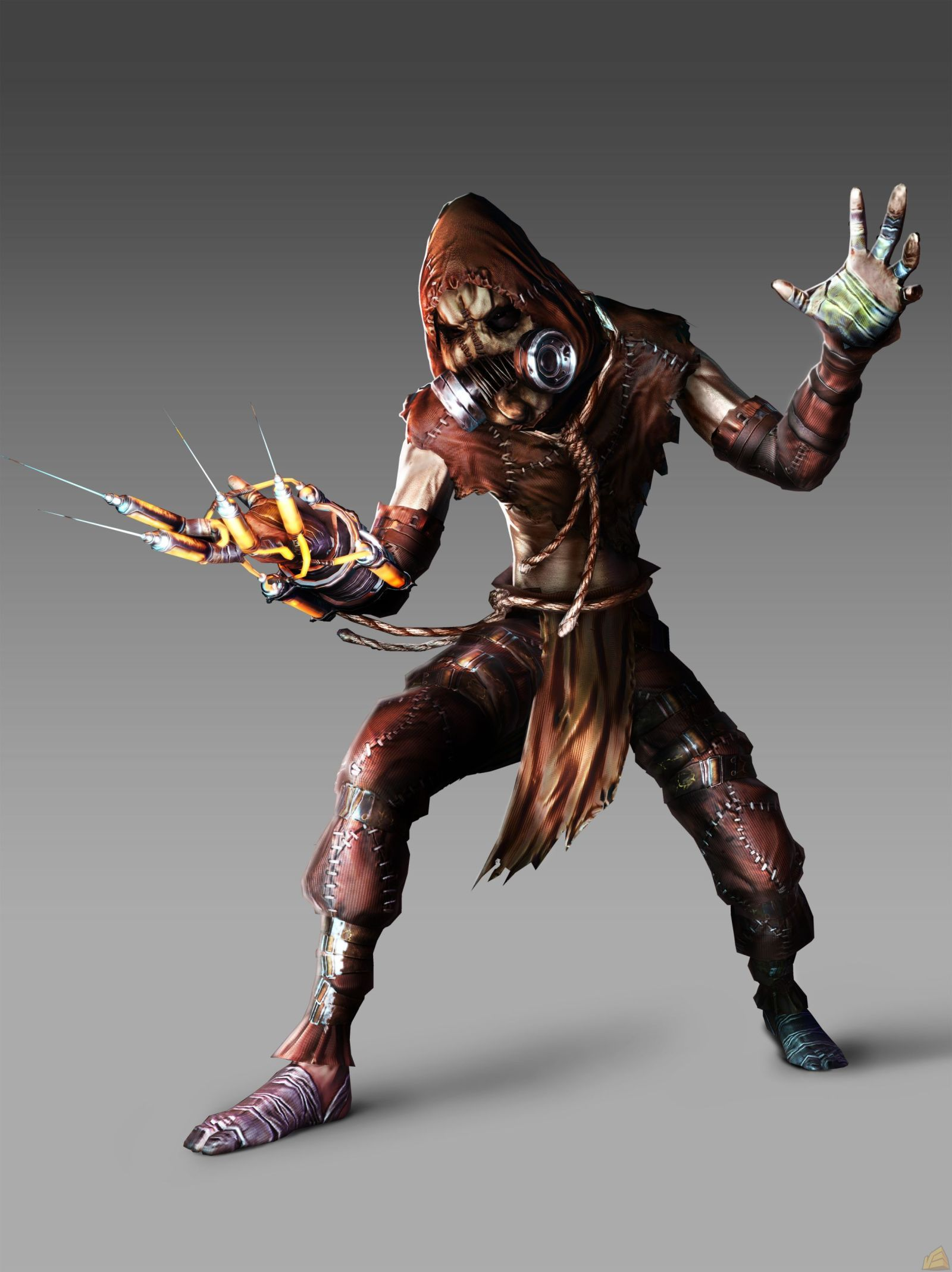 Scarecrow Batman Arkham Asylum My Next Halloween Costume I
