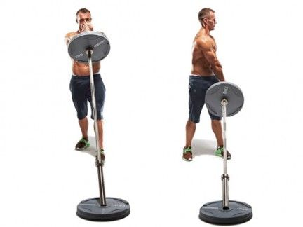 the 21 best barbell moves ever  barbell workout barbell