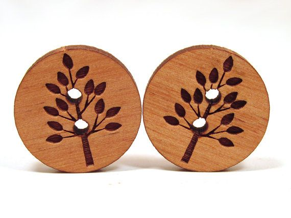 YOU CHOOSE! Laser Etched//Cut Buttons | HALLOWEEN!