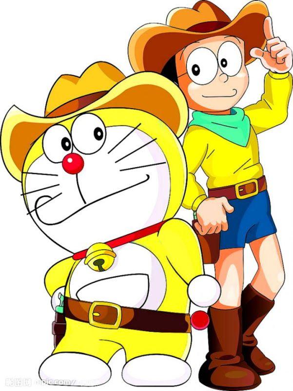 Hd Wallpaper Doraemon And Nobita Cute Pics - Gambar ...
